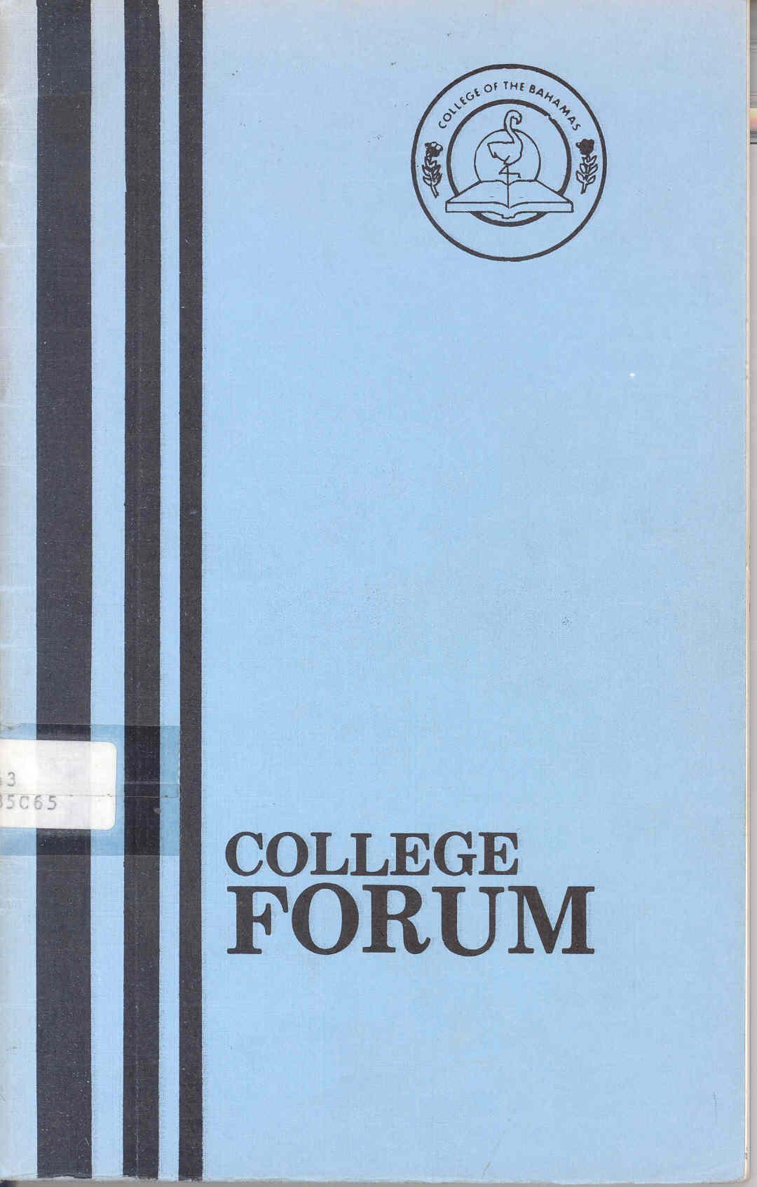College Forum