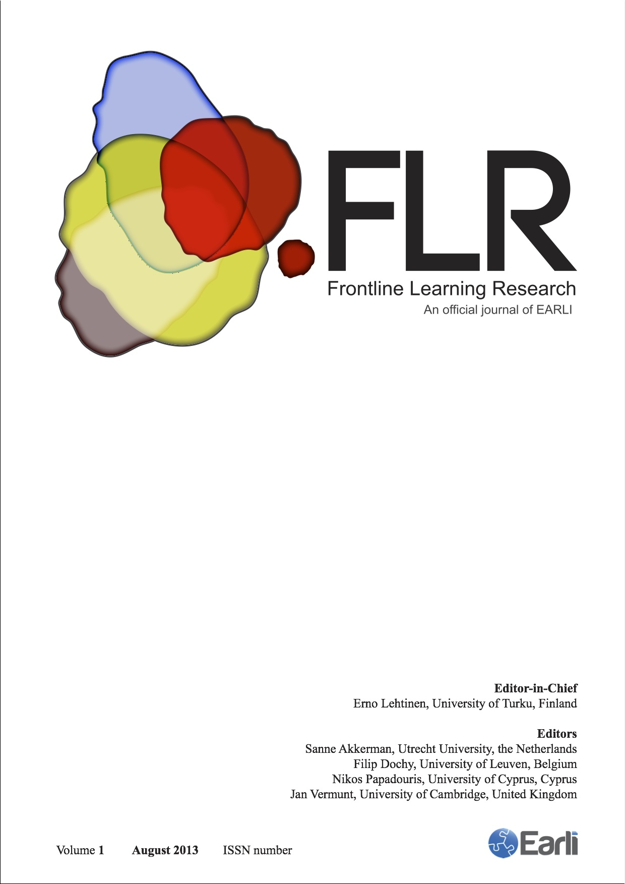FLR Cover Volume 1 Issue 1