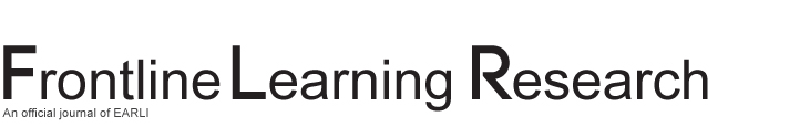 Frontline Learning Research text logo