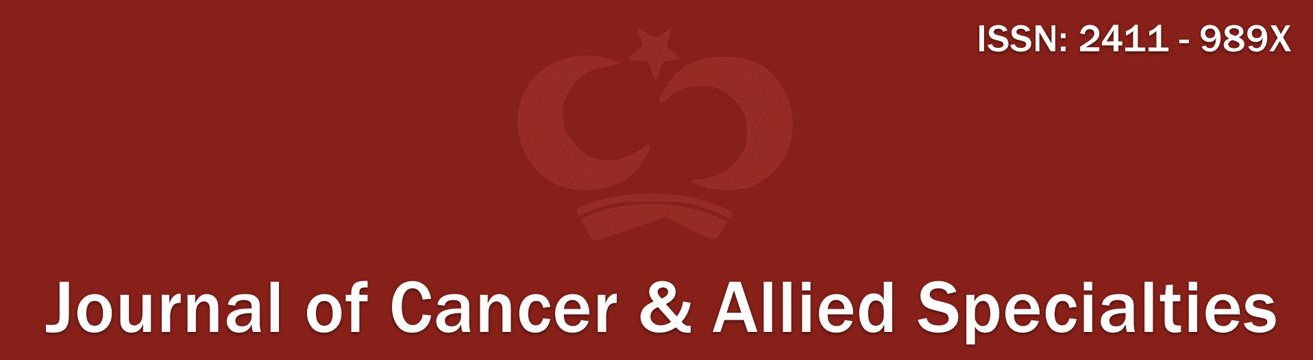Journal of Cancer & Allied Specialties