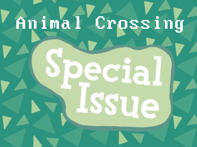 View Vol. 13 No. 22 (2020): Animal Crossing Special Issue