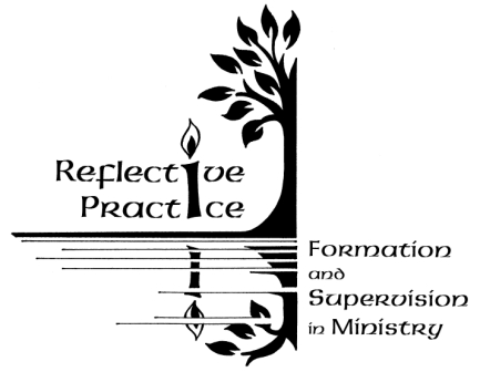 Reflective Practice: Formation and Supervision in Minitry