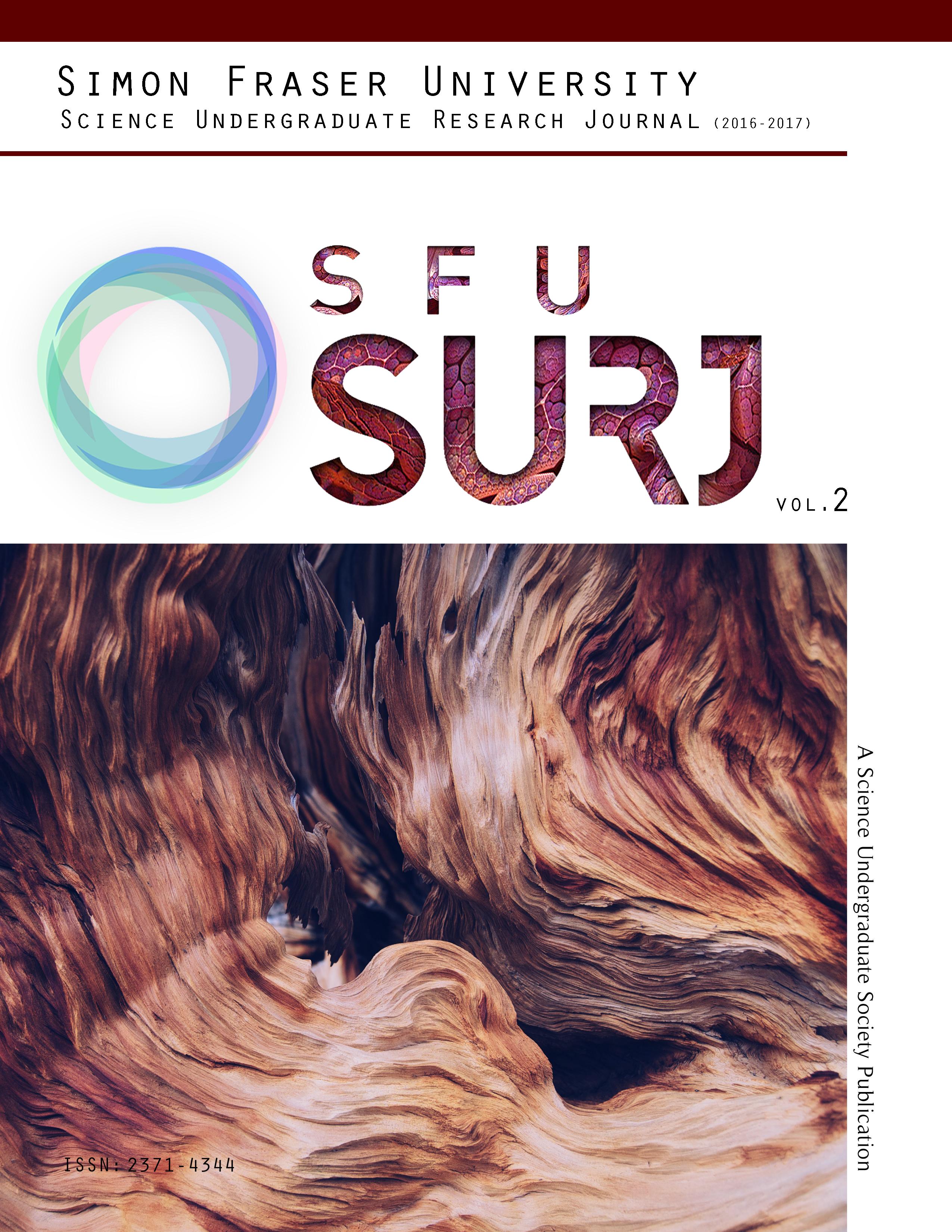 SFU Science Undergraduate Research Journal