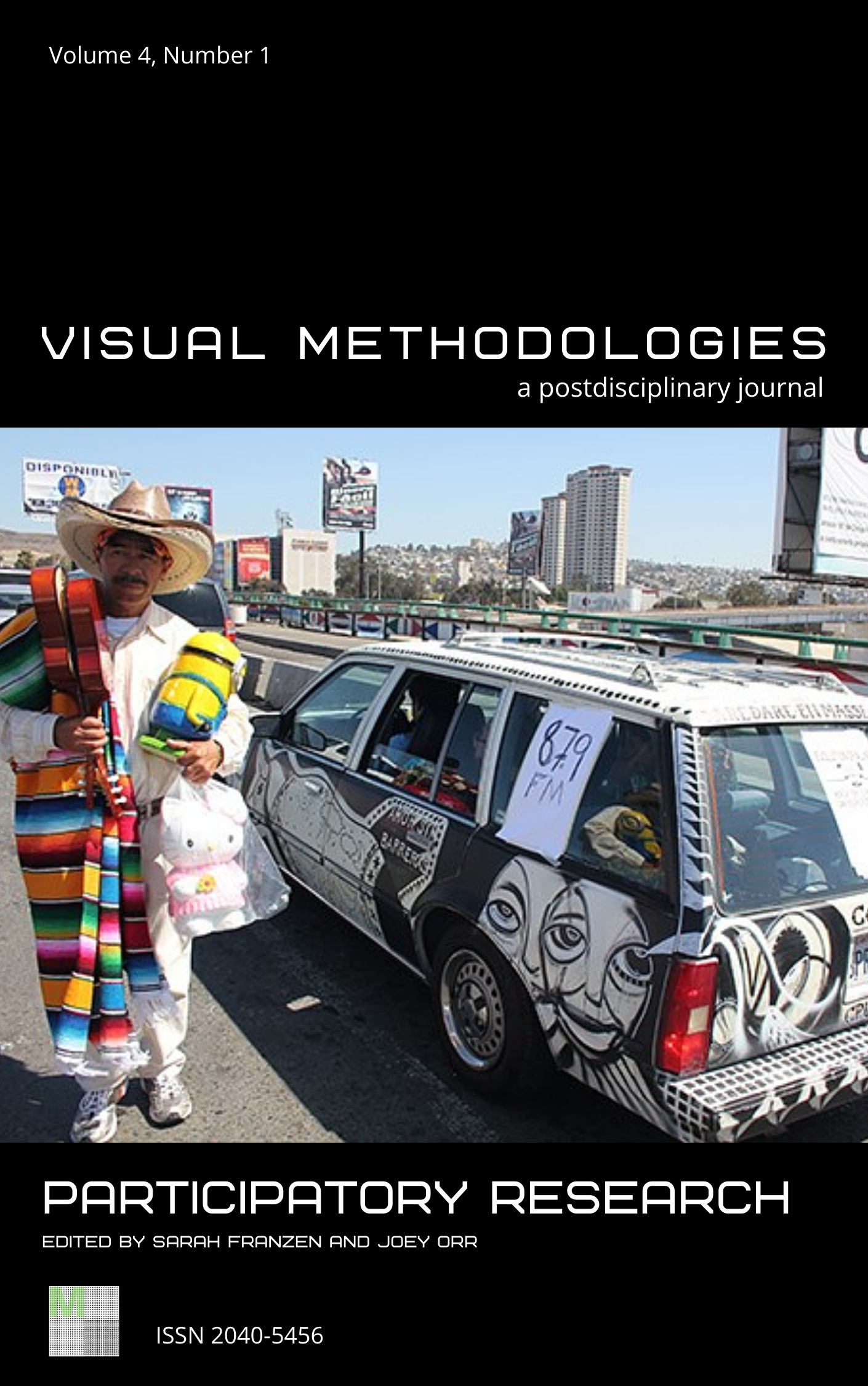 This special issue seeks to examine the role of participation in visual methodologies.
