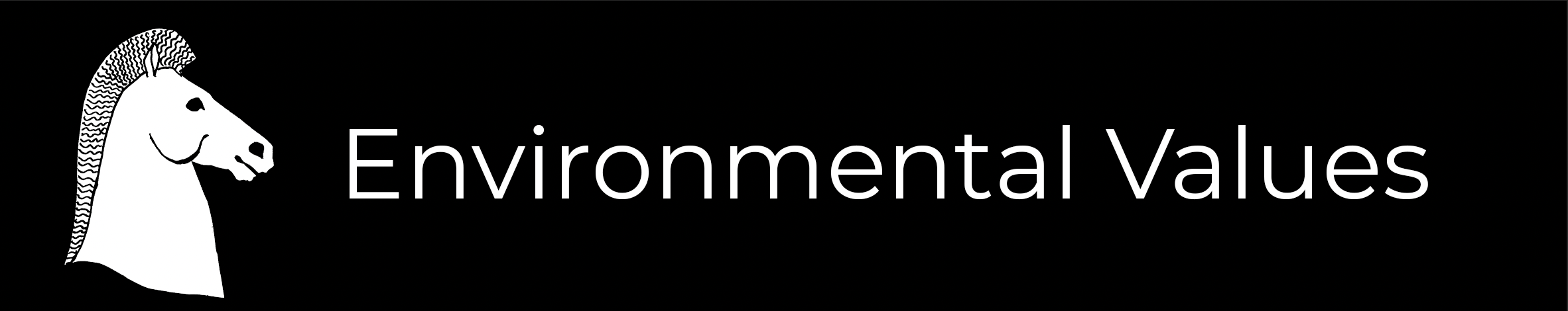 Environmental Values logo